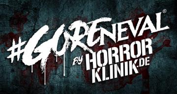 GOREneval: Der Anti-Karneval für Horror-Fans, Faschingsmuffel und Karneval-Hasser