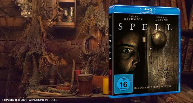 Review von Spell (2020) + Gewinnspiel!